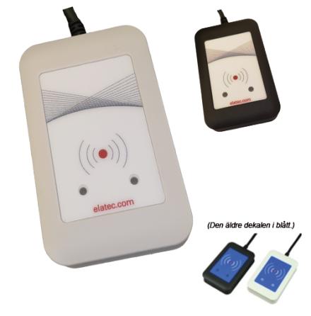 TWN3 RFID-läsare USB