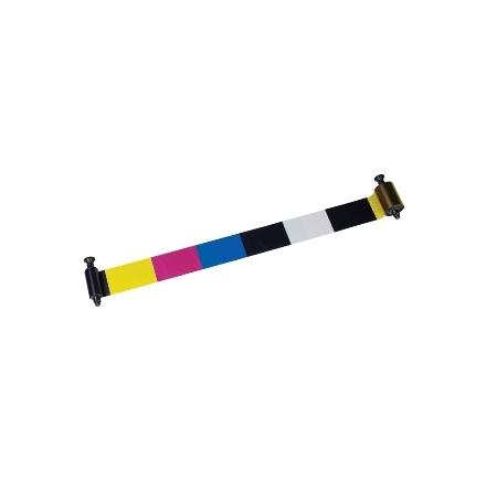 Färgband YMCKOK till Quantum