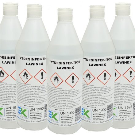 Ytdesinfektion 1 Liter