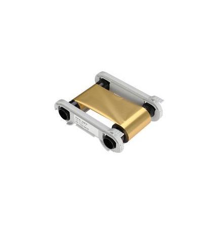 Färgband Guld
